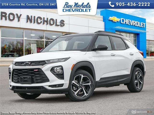 2022 Chevrolet TrailBlazer RS (Stk: Y005) in Courtice - Image 1 of 23