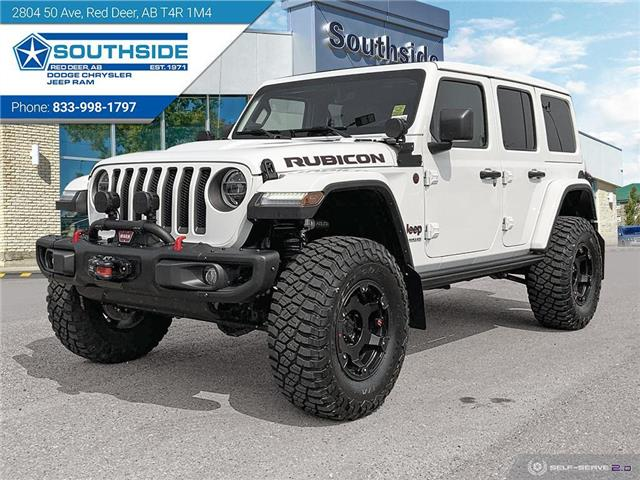 2019 Jeep Wrangler Unlimited Rubicon (Stk: WD2125B) in Red Deer - Image 1 of 25