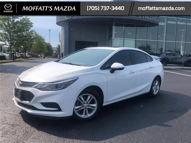 2017 Chevrolet Cruze LT Auto (Stk: P9346A) in Barrie - Image 1 of 22