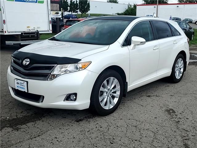 2013 Toyota Venza Base (Stk: 046366) in Kitchener - Image 1 of 10