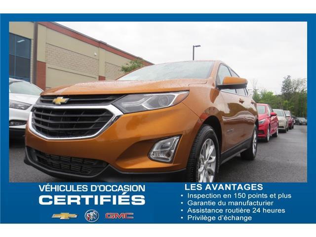 2018 Chevrolet Equinox LT (Stk: U9195) in Sainte-Julie - Image 1 of 21