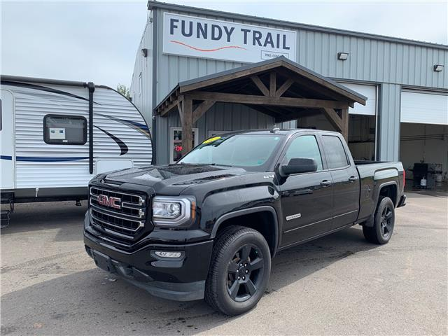 2019 GMC Sierra 1500 Limited Base (Stk: 21251a) in Sussex - Image 1 of 10