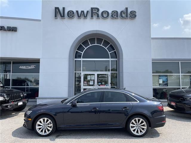 2018 Audi A4 2.0T Komfort (Stk: 25713P) in Newmarket - Image 1 of 14