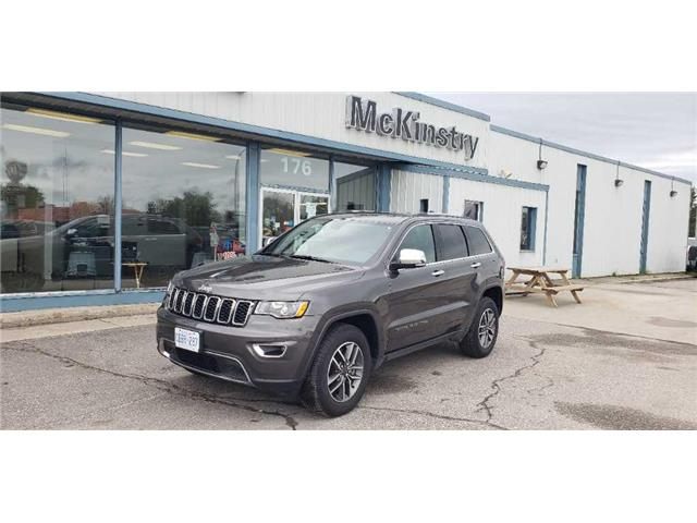 2021 Jeep Grand Cherokee Limited (Stk: 548719) in Dryden - Image 1 of 13