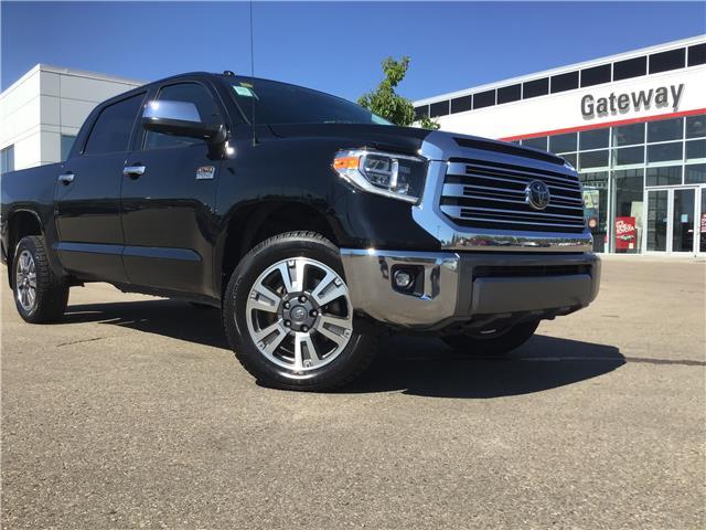 2018 Toyota Tundra Platinum 5.7L V8 5TFAY5F15JX726830 36831A in Edmonton