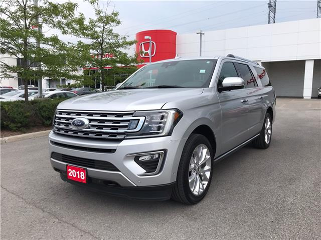 2018 Ford Expedition Max Limited (Stk: 29845A) in Ottawa - Image 1 of 20