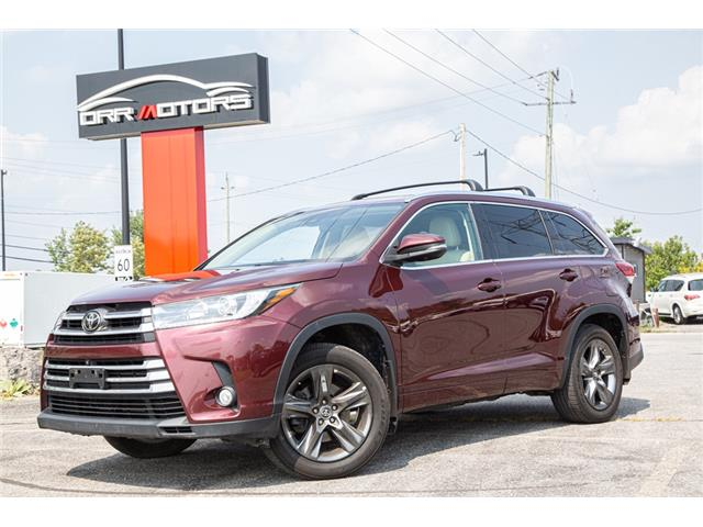 2017 Toyota Highlander Limited (Stk: 6366) in Stittsville - Image 1 of 24