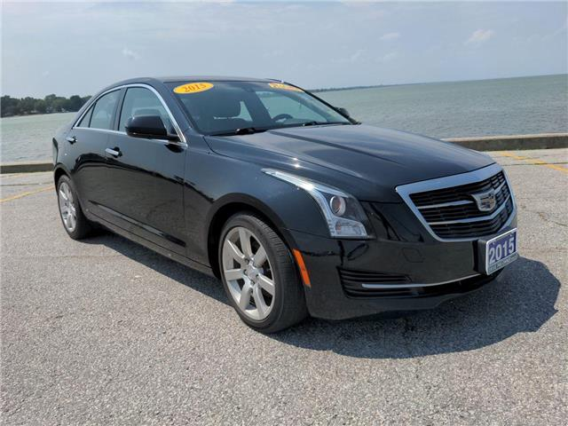 2015 Cadillac ATS 2.5L (Stk: D0402) in Belle River - Image 1 of 14