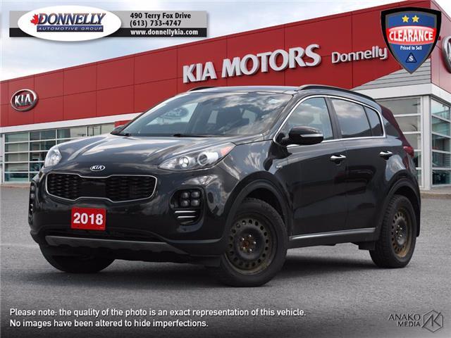 2018 Kia Sportage SX Turbo KNDPRCA63J7327624 KU2538 in Ottawa