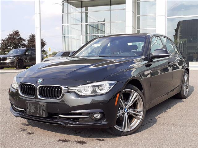 2017 BMW 3 Series 330i xDrive   SUNROOF   NAVI   LEATHER   (Stk: P10013) in Gloucester - Image 1 of 26