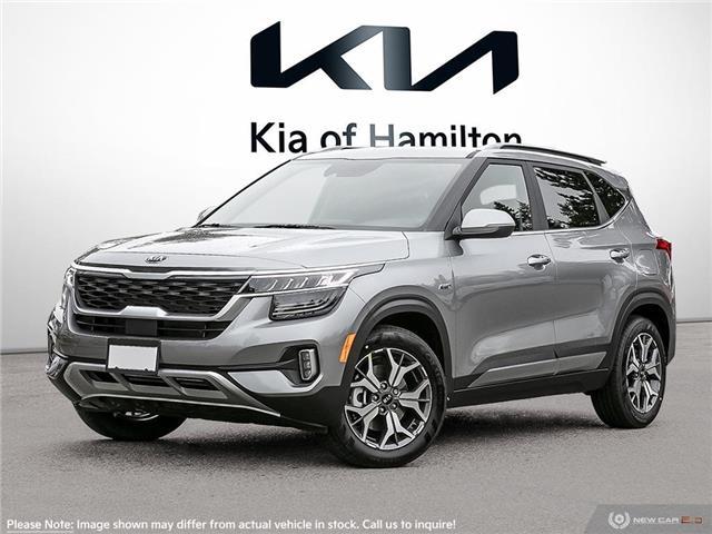 2022 Kia Seltos EX Premium (Stk: SL22007) in Hamilton - Image 1 of 23