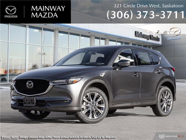 2021 Mazda CX-5 Signature (Stk: M21454) in Saskatoon - Image 1 of 23
