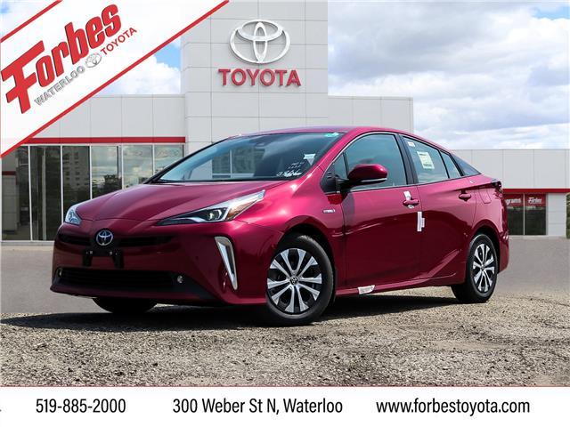 2021 Toyota Prius  (Stk: 17024) in Waterloo - Image 1 of 19