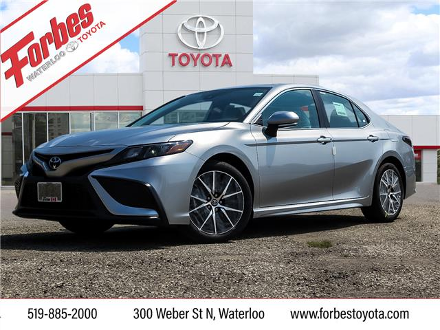 2021 Toyota Camry SE (Stk: 13063) in Waterloo - Image 1 of 19