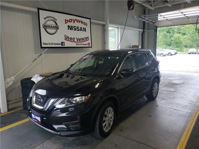 2018 Nissan Rogue S (Stk: P1009) in Owen Sound - Image 1 of 14