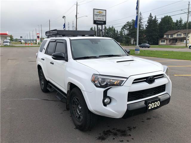 2020 Toyota 4Runner Base JTEBU5JRXL5761788 7757-21AAA in Sault Ste. Marie