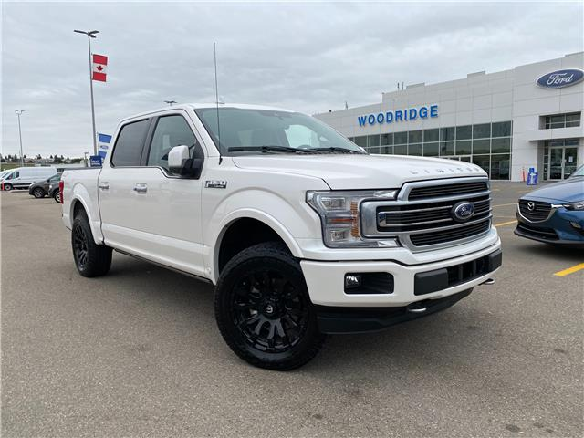 2019 Ford F-150 Limited (Stk: M-1405A) in Calgary - Image 1 of 26