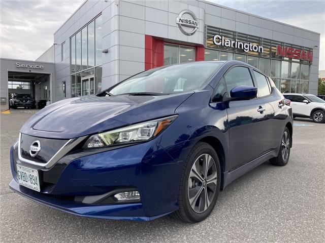 2020 Nissan LEAF SL PLUS (Stk: LC300909) in Bowmanville - Image 1 of 8