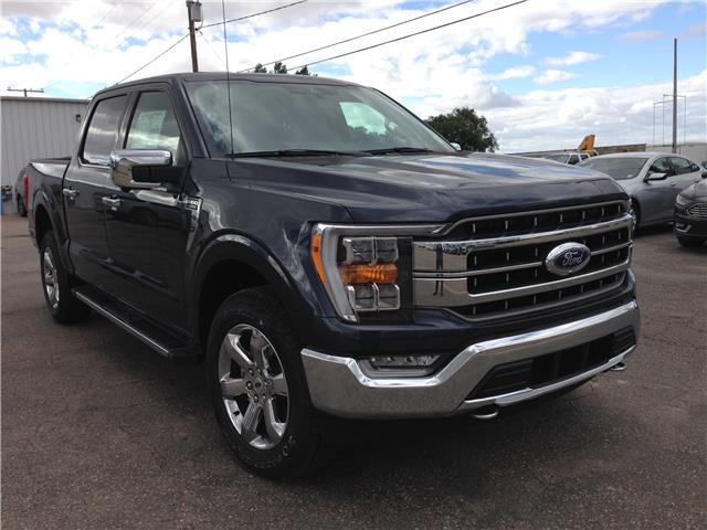 2021 Ford F-150 Lariat (Stk: 21156) in Wilkie - Image 1 of 23
