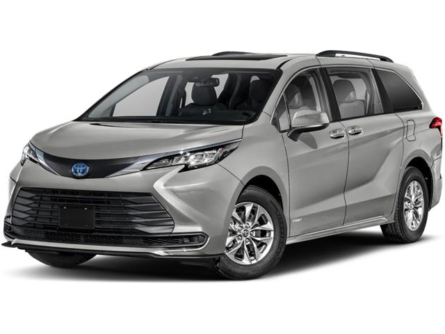 New 2021 Toyota Sienna LE 8-Passenger INCOMING UNITS AVAILABLE FOR PRE-SALE!! - Calgary - Stampede Toyota