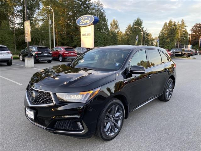 2019 Acura MDX A-Spec (Stk: P3887) in Vancouver - Image 1 of 18