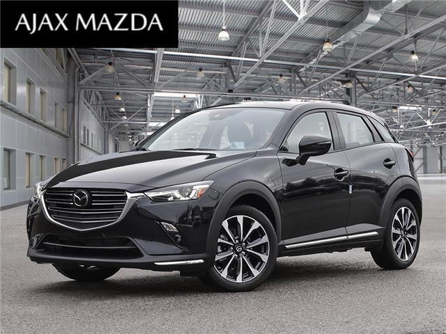 2021 Mazda CX-3 GT (Stk: 21-1754) in Ajax - Image 1 of 23