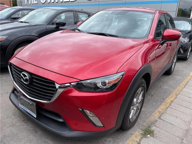 2017 Mazda CX-3 GS (Stk: 211450A) in Toronto - Image 1 of 18
