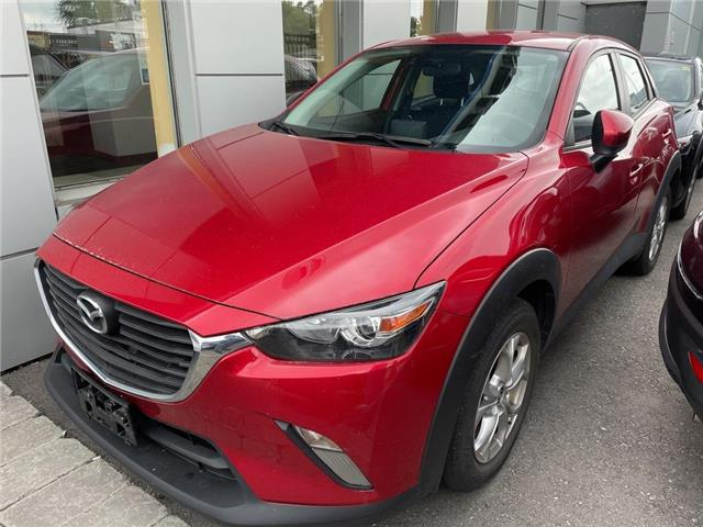2017 Mazda CX-3 GS (Stk: 211266A) in Toronto - Image 1 of 16