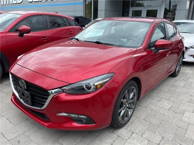2018 Mazda Mazda3 Sport GT (Stk: P3812) in Toronto - Image 1 of 21