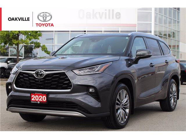 2020 Toyota Highlander Limited (Stk: P3300) in Oakville - Image 1 of 22