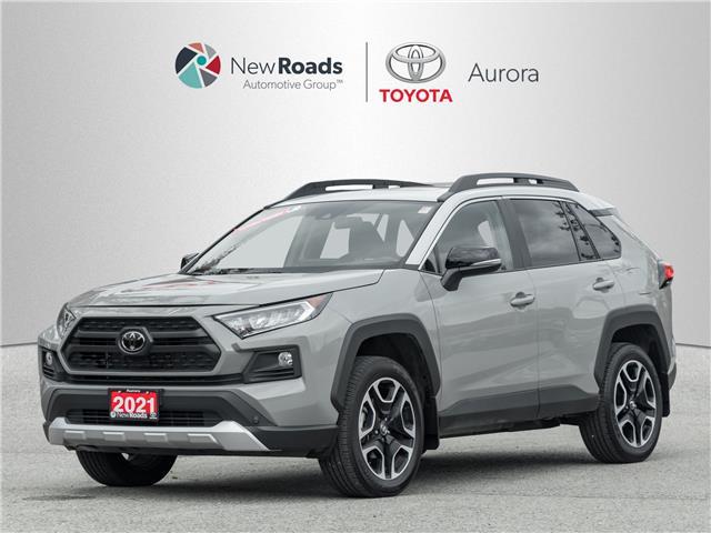 2021 Toyota RAV4  (Stk: 6915) in Aurora - Image 1 of 24