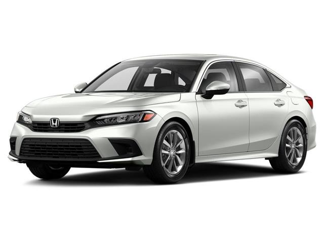 2022 Honda Civic Sedan EX CVT (Stk: 22-111) in Stouffville - Image 1 of 3