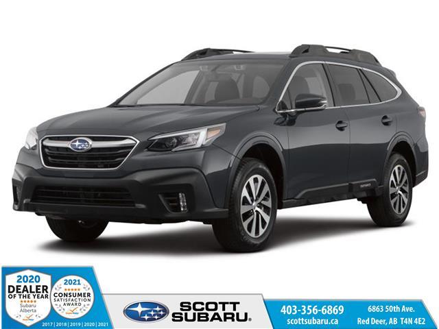2022 Subaru Outback Touring (Stk: 122368) in Red Deer - Image 1 of 10
