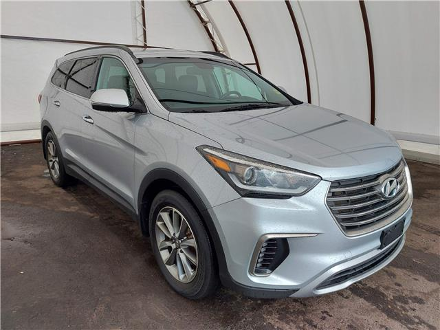 2017 Hyundai Santa Fe XL Premium (Stk: 17596A) in Thunder Bay - Image 1 of 17