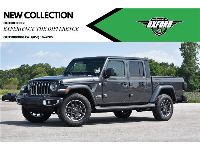 2021 Jeep Gladiator Overland (Stk: 21683) in London - Image 1 of 23