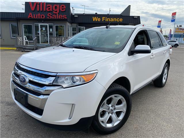 2014 Ford Edge SEL 2FMDK3JC1EBA72591 P38468 in Saskatoon