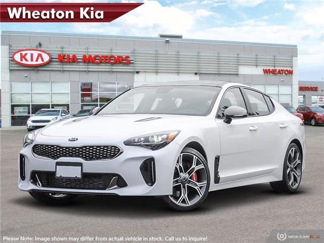 2021 Kia Stinger GT Limited w/Red Interior (Stk: N91235) in Regina - Image 1 of 24
