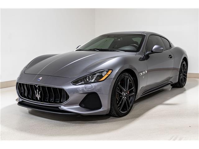 2018 Maserati GranTurismo  (Stk: UC1678) in Calgary - Image 1 of 14