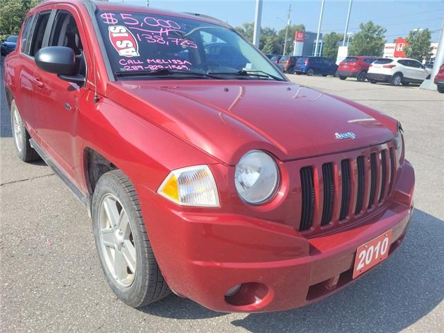 2010 Jeep Compass Sport/North (Stk: CMC128618A) in Cobourg - Image 1 of 9