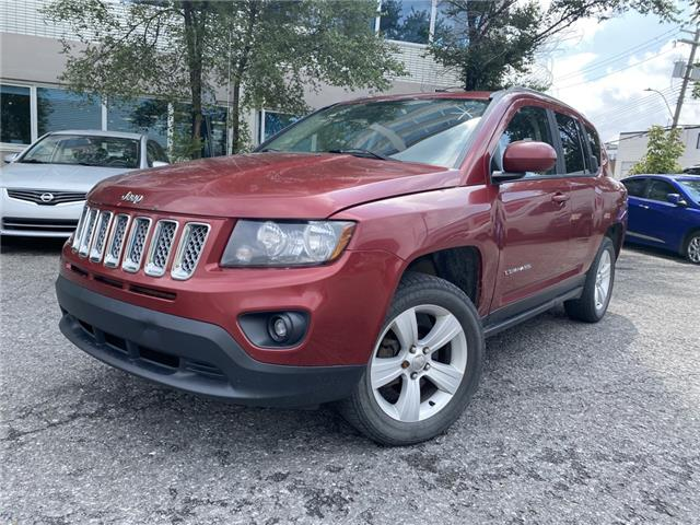 2014 Jeep Compass Sport/North (Stk: K663) in Montréal - Image 1 of 15
