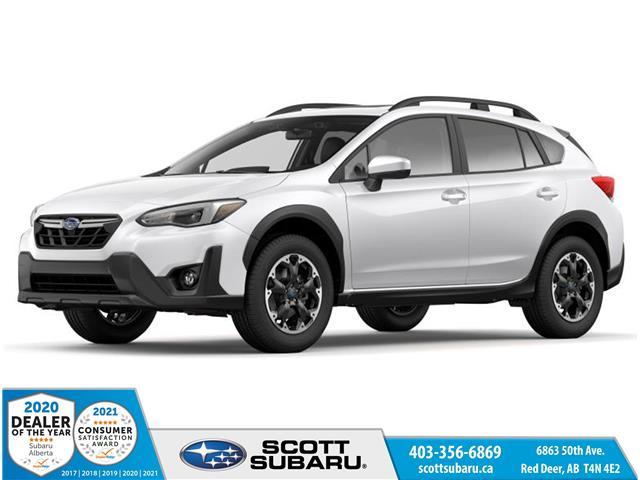 2021 Subaru Crosstrek Sport (Stk: 655489) in Red Deer - Image 1 of 9