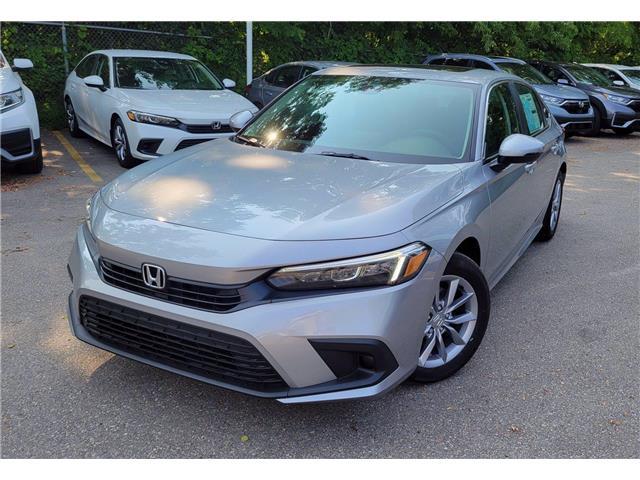 2022 Honda Civic EX (Stk: 11342) in Brockville - Image 1 of 24