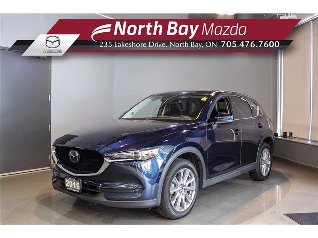 2019 Mazda CX-5 GT (Stk: U6839) in North Bay - Image 1 of 29