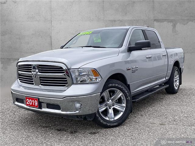 2019 RAM 1500 Classic SLT (Stk: 21078A) in Quesnel - Image 1 of 25
