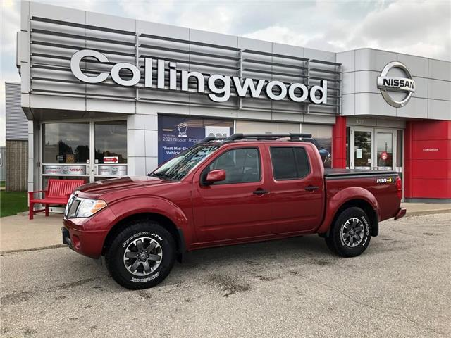 2019 Nissan Frontier PRO-4X (Stk: 4944A) in Collingwood - Image 1 of 23