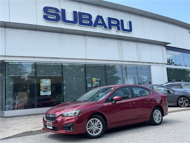 2018 Subaru Impreza Touring (Stk: P4981) in Mississauga - Image 1 of 20