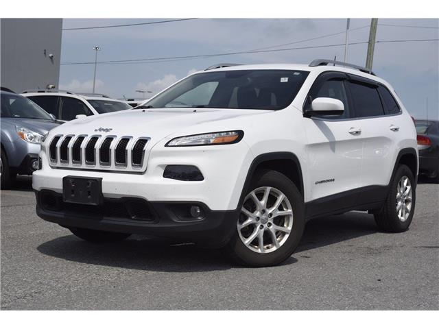 2017 Jeep Cherokee North (Stk: 18-SN021A) in Ottawa - Image 1 of 26