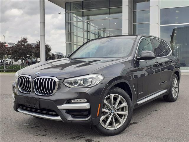 2018 BMW X3 xDrive30i (Stk: P10019) in Gloucester - Image 1 of 14