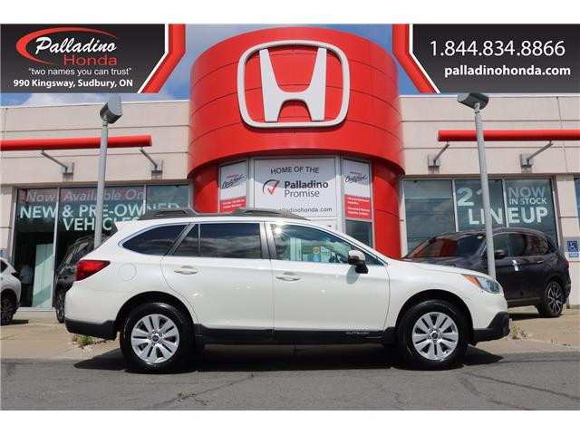 2015 Subaru Outback 2.5i Touring Package (Stk: 23448A) in Greater Sudbury - Image 1 of 31