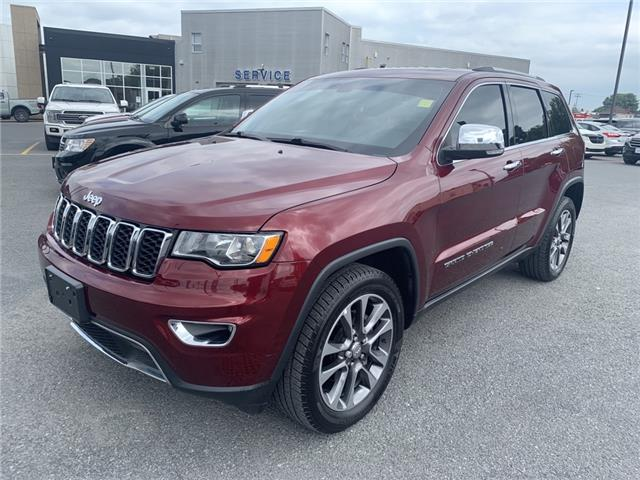 2018 Jeep Grand Cherokee Limited (Stk: 21116A) in Cornwall - Image 1 of 23